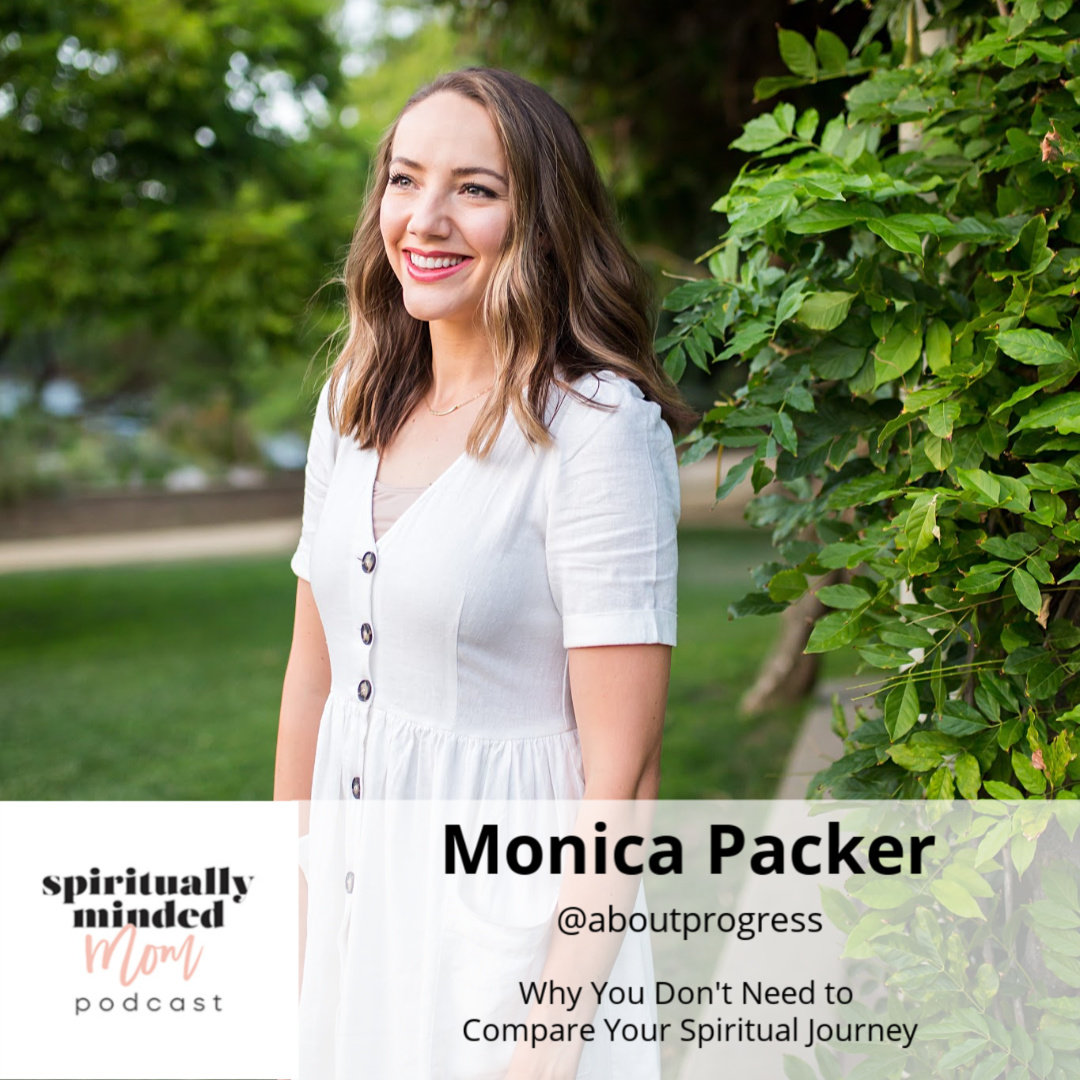 Why You Don't Need to Compare Your Spiritual Journey || Monica Packer