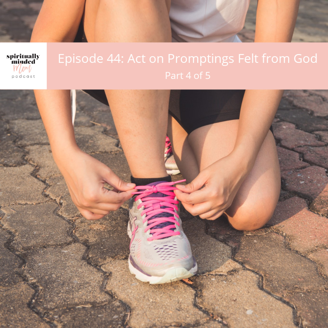 SMM 045: Act on Promptings Felt from God || Part 4 of 5