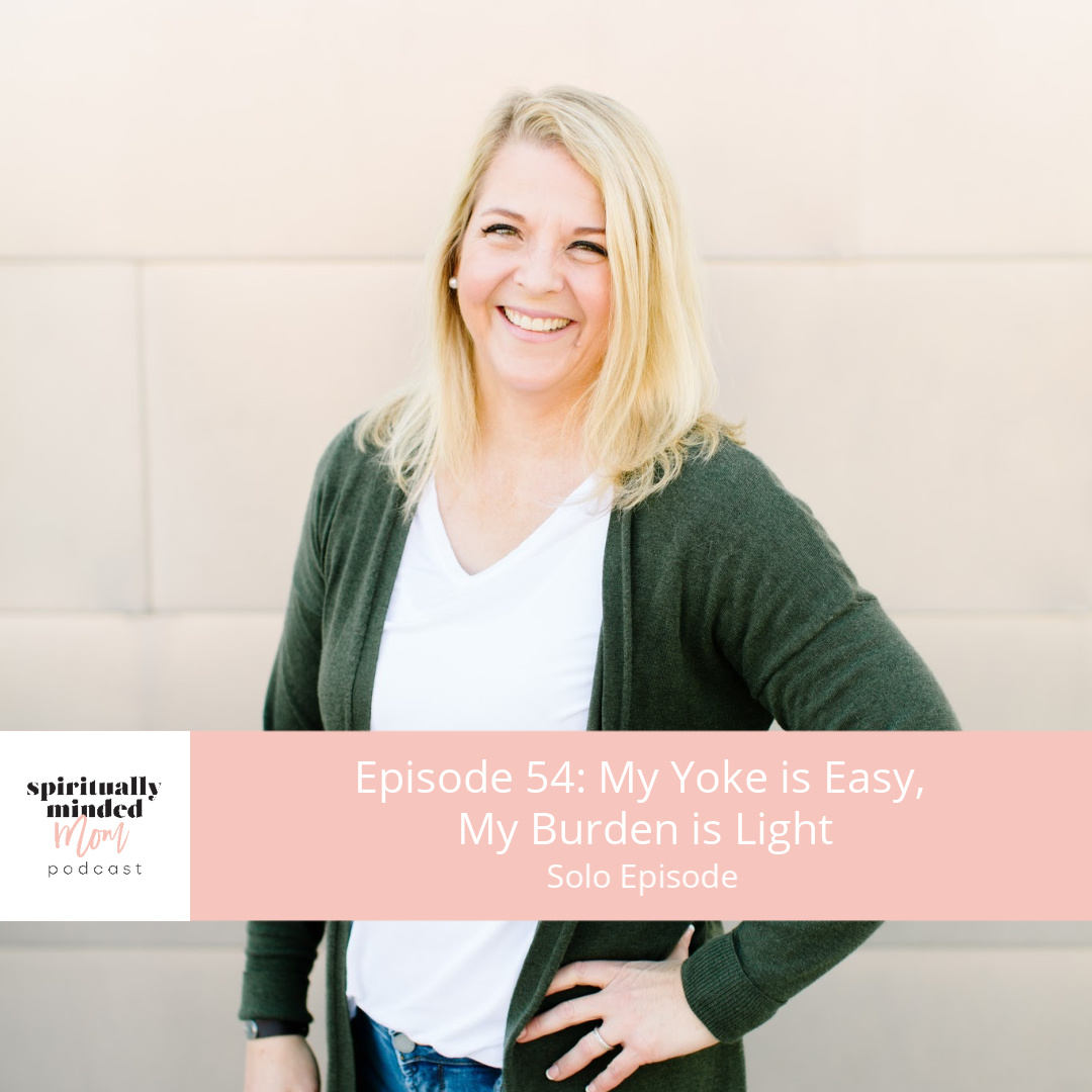 SMM 054: My Yoke is Easy, My Burden is Light || Darla Trendler