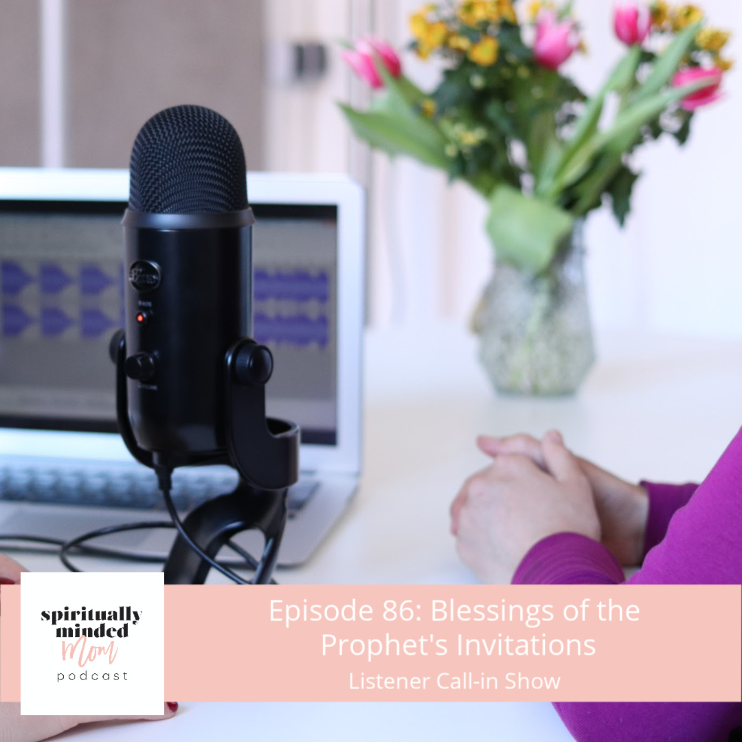 SMM 086: Blessings of the Prophet's Invitations || Listener Call-in Show
