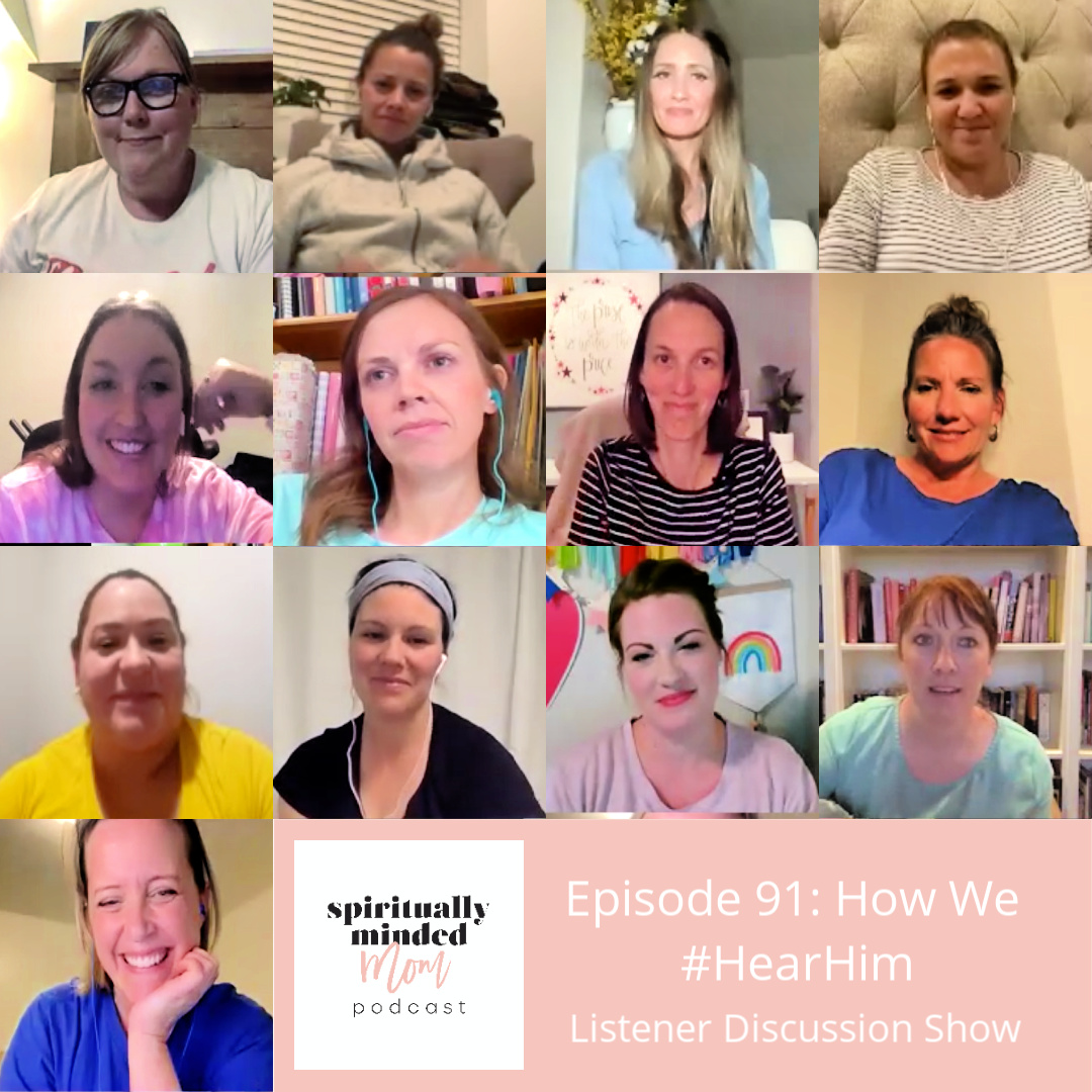 SMM 091: How We #HearHim || Listener Discussion Show